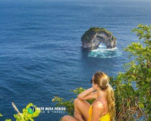 Banah Cliff Nusa NATA Penida Tour