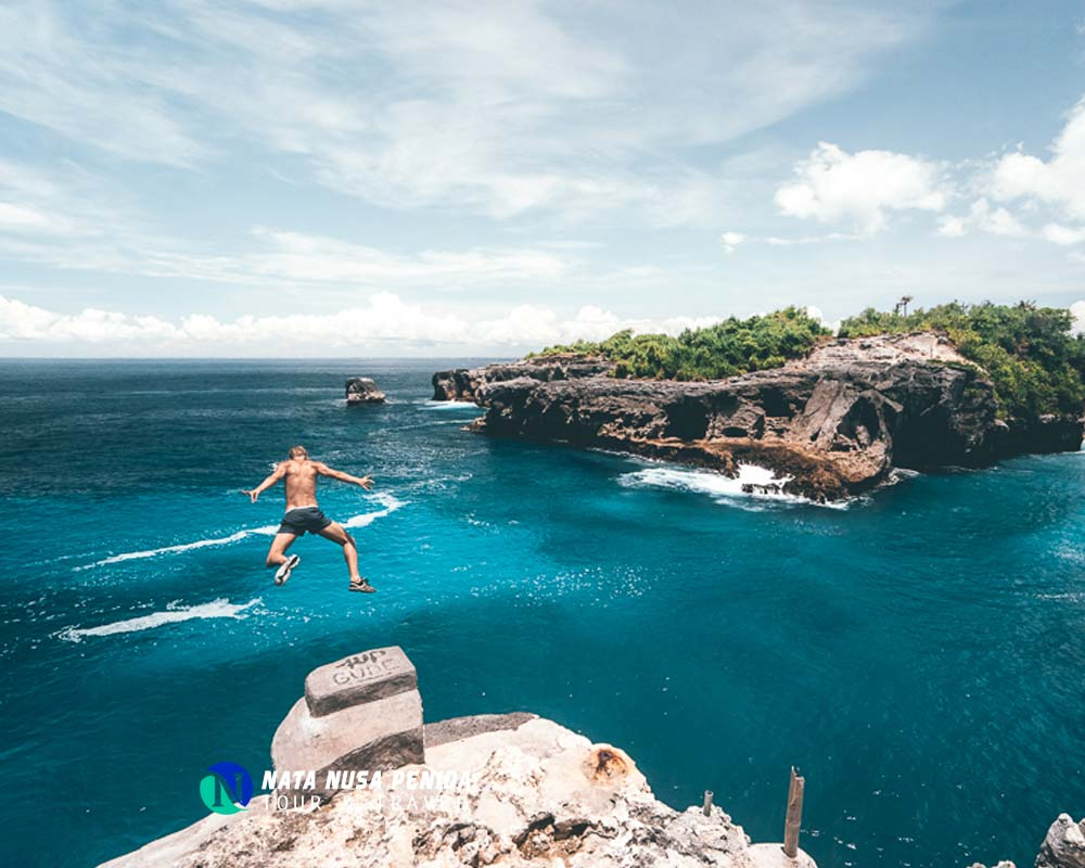 Blue Lagoon Nusa ceningan Tour