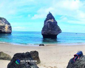 Pantai Suwehan Nusa Penida Tour