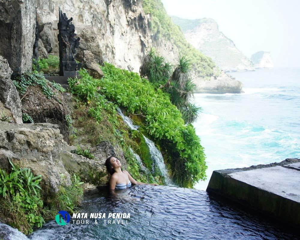 Peguyangan Waterfall