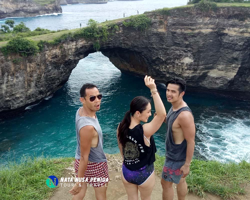 Broken Beach Nusa Penida Tour