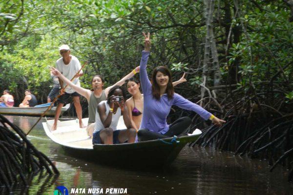 Mangrove Point Nusa Lembongan