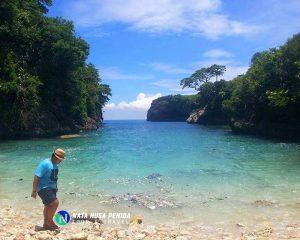 Pantai Bulian Nata Nusa Penida