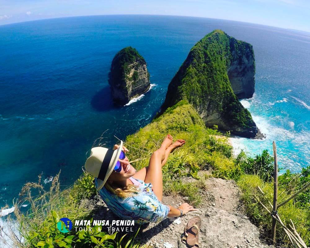 Kelingking Beach Nata Nusa Penida Tour