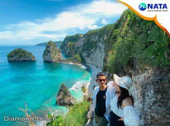 Diamond Beach Nusa Penida Tour 2 Hari 1 Malam Snorkeling