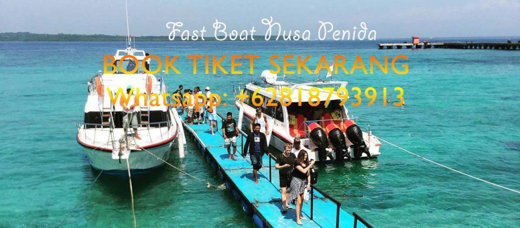tiket fast boat sanur ke nusa penida Tour