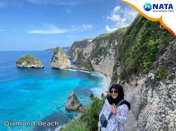 Nusa Penida Tour 1 Hari Timur diamond Beach